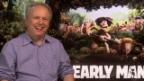 Video ««Early Man»: Steinzeit mit Wallace and Gromit-Schöpfer Nick Park» abspielen