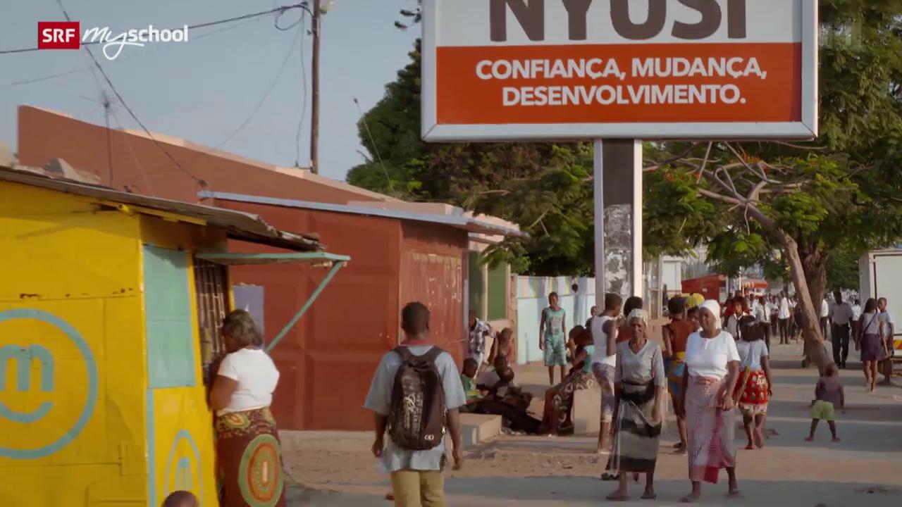Entwicklungshilfe: Der Fall Mosambik