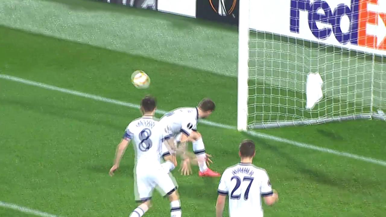 Kein Sieger bei Fiorentina - Tottenham