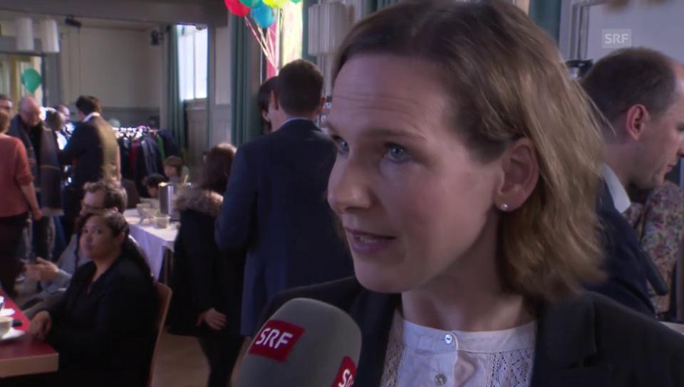 Evi Allemann zum NAF: «Zu tiefer Griff in die Bundeskasse»