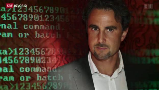 Video «HSBC-Datendieb Falciani will vor Gericht auspacken» abspielen