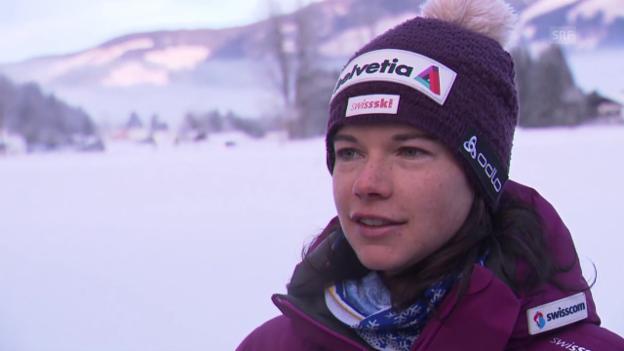 Video «Tour de Ski: Von Siebenthal vor der 7. Etappe» abspielen