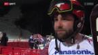 Video «Die Folgen des Misserfolgs bei den Schweizer Athleten» abspielen