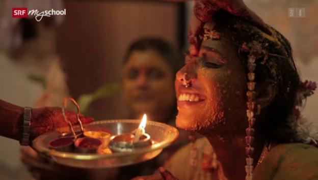 Video «So liebt die Welt: Indien (6/6)» abspielen