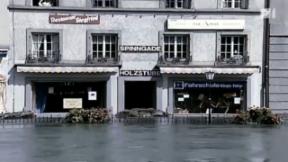 Video «Der Hochwasserstollen in Thun » abspielen
