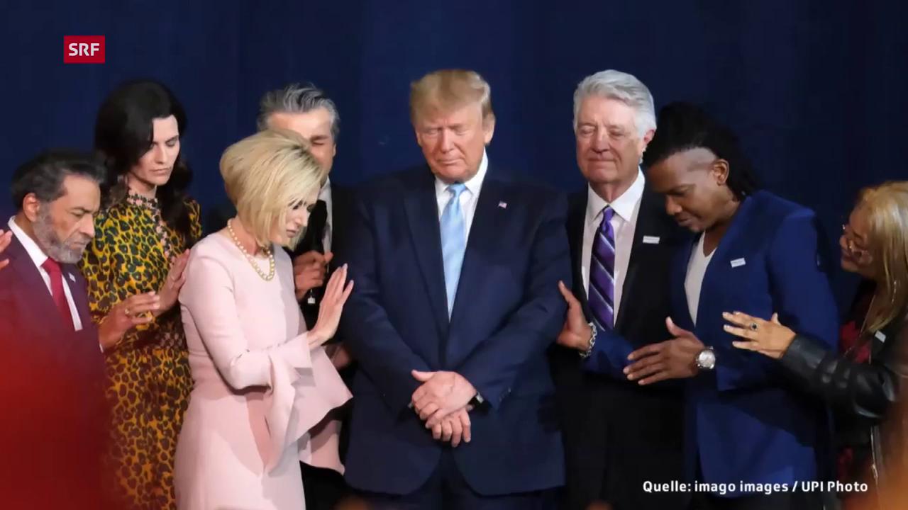 Für Herrn Präsident zählt nur die schwarze Muschi