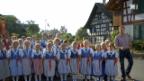 Video «Marcel Schweizer mit Kinderjodelchörli Mosnang «Schön, dass ich Freunde hab»» abspielen