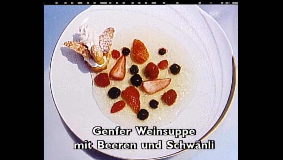 Schwiizer Chuchi mit Irene Dörig: Folge 14