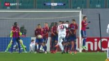 Video «Fussball: CL, ZSKA Moskau-AS Roma» abspielen