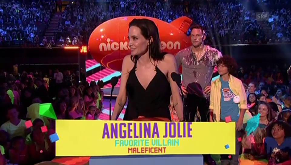 Angelina Jolies Aufruf zur Aufmüpfigkeit