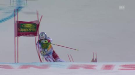 Video «Ski: Parallel-RS, Alta Badia, Caviezel - Faivre» abspielen