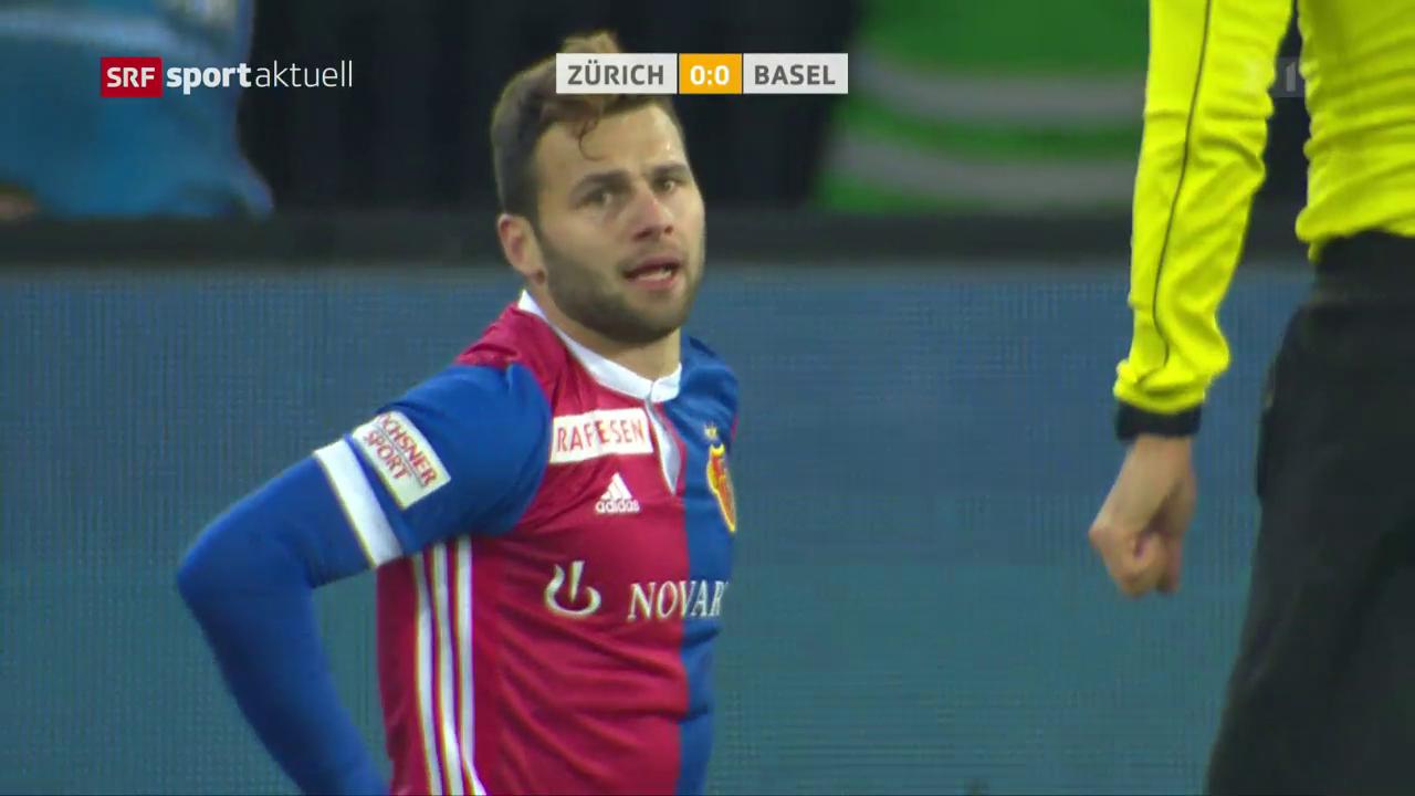 Keine Tore bei FCZ - FCB