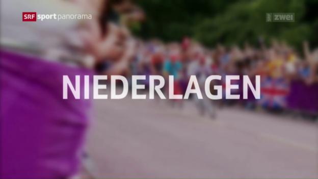 Video «Cancellara über seine härtesten Niederlagen» abspielen