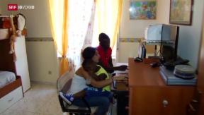 Video «FOKUS: Pflegeeltern für minderjährige Flüchtlinge» abspielen