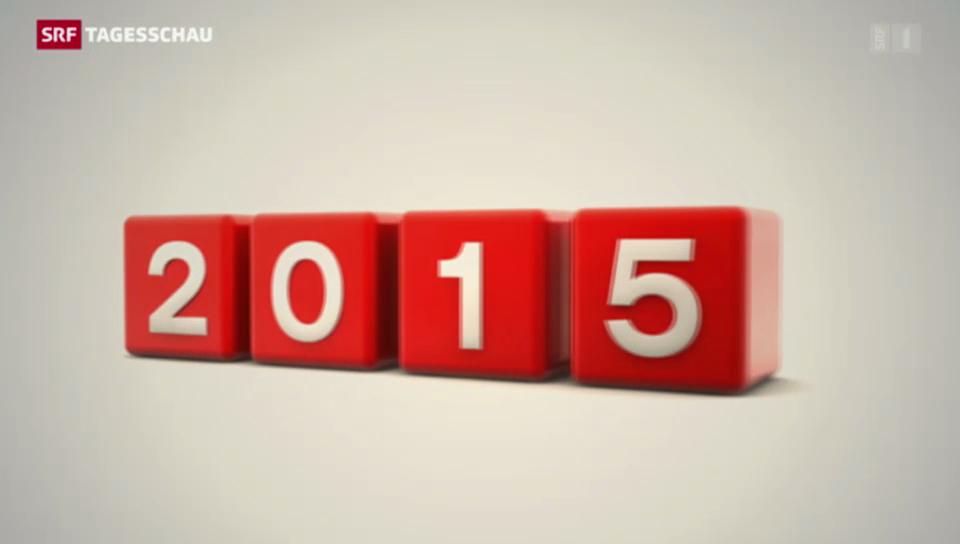 Das wird neu 2015