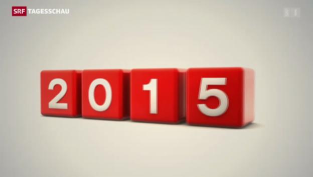 Video «Das wird neu 2015» abspielen