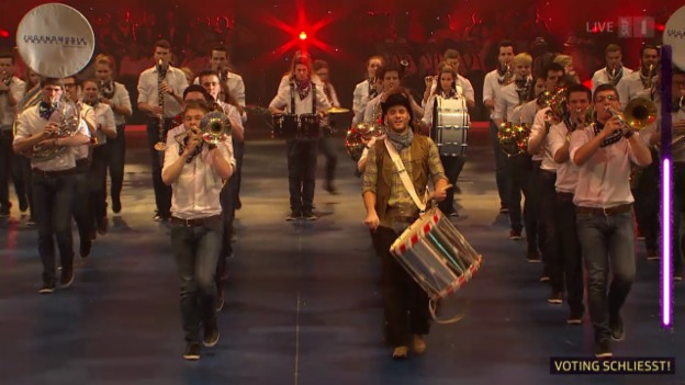 Video «Jugendmusik Kreuzlingen mit «Moment For Morricone»» abspielen