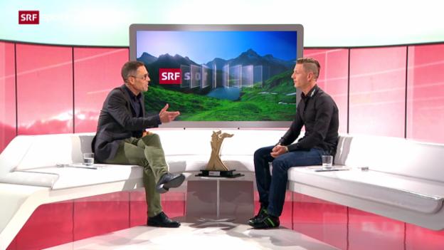 Video «Gespräch mit Dominique Aegerter, Teil 3» abspielen