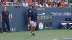 Video «Tennis: US Open, Wawrinka-Ramos» abspielen