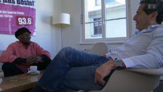 Video «Roger Schawinski bekommt ein Überraschungsständchen» abspielen