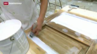 Video «Gute Beschäftigungslage für Schweizer Jugendliche» abspielen