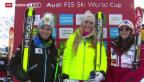 Video «Vonn lässt Moser-Pröll hinter sich» abspielen