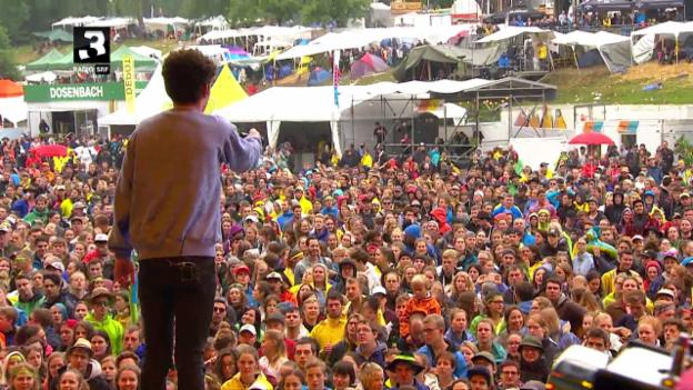 Video «Nemo - Highlights Open Air St. Gallen» abspielen