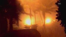 Video «Matthews Florida Ausläufer sind furchteinflössend» abspielen