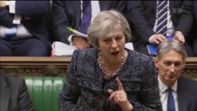 Video «Brexit: Augen zu und durch» abspielen