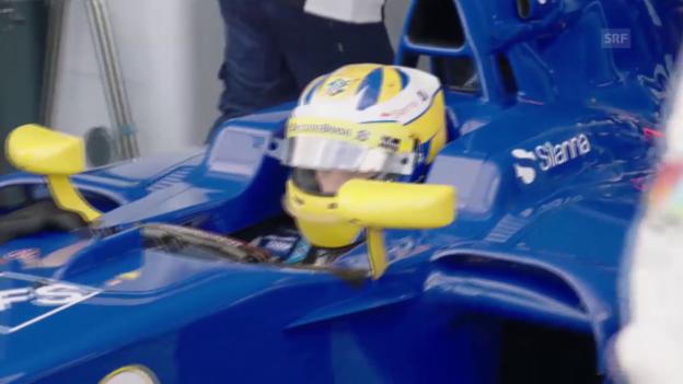 Video «Die freien Trainings zum GP Australien» abspielen