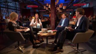 Video «Meine geniale Freundin: Der Literaturclub im August» abspielen