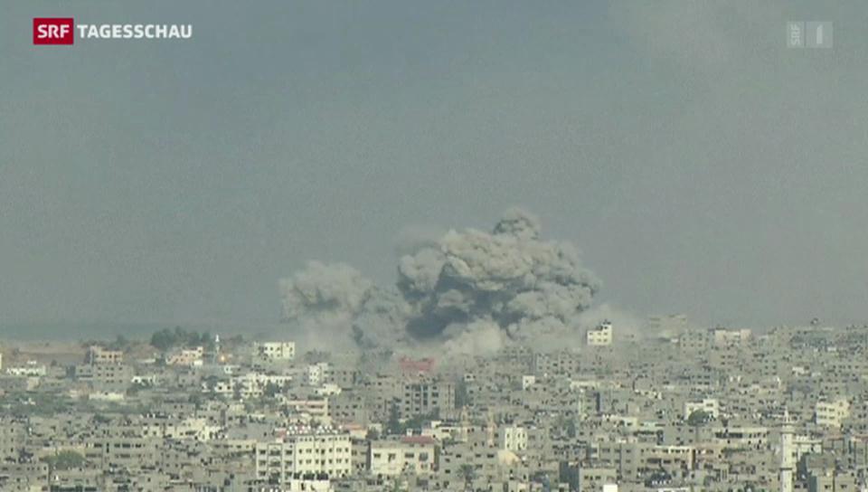 Gaza-Konflikt eskaliert