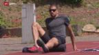 Video «Leichtathletik: 400-m-Hürden-Läufer Kariem Hussein im Porträt» abspielen