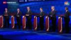 Video «USA ein Jahr vor der Präsidentenwahl» abspielen