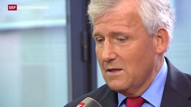 Reaktion Hans Stöckli, SP Bern