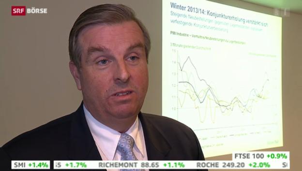 Video «SRF Börse vom 27.12.2013» abspielen