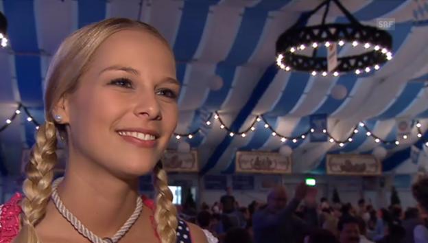 Video «Musik statt Moderation: Linda Fäh über ihre Zukunft» abspielen