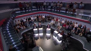 Video «Abstimmungs-Arena: Referendum Nachrichtendienstgesetz» abspielen