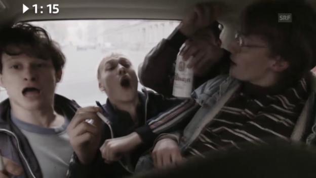 Video «Keine 3 Minuten: «Als wir träumten»» abspielen
