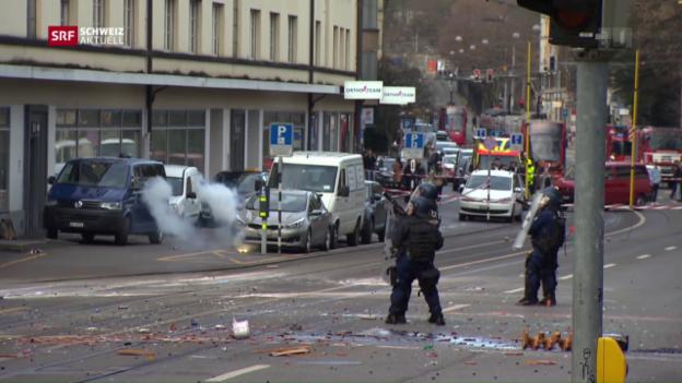 Video «Schweiz aktuell vom 22.02.2017» abspielen