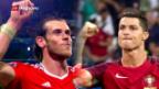 Video «Erstes Halbfinale an der Euro 2016» abspielen