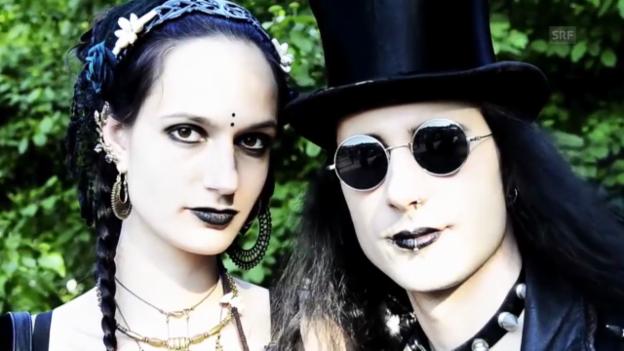 Video «Trailer des Dokumentarfilms «Gothic»» abspielen