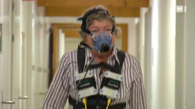 Video «Wenn Erwachsenen plötzlich der Atem fehlt» abspielen