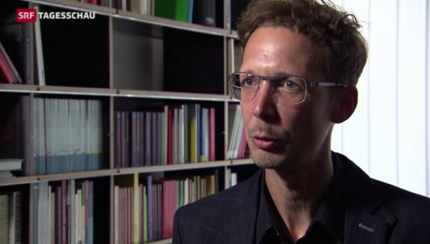Video «Zum Wahlkampf gehört auch eine Initiative» abspielen