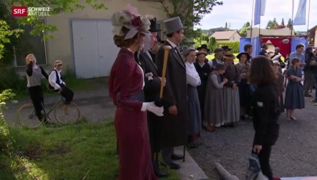 Video «Schweiz aktuell vom 23.05.2014» abspielen