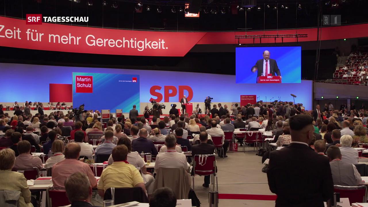 Aufholjagd der SPD