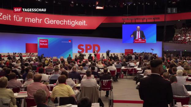Video «Aufholjagd der SPD» abspielen