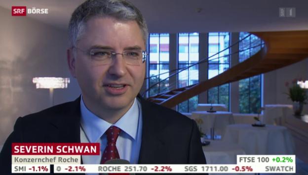 Video «SRF Börse vom 28.01.2015» abspielen