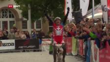 Video «Süss ist Marathon-Europameisterin» abspielen