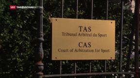 Video «Russische Sportler bleiben von Paralympics ausgeschlossen» abspielen
